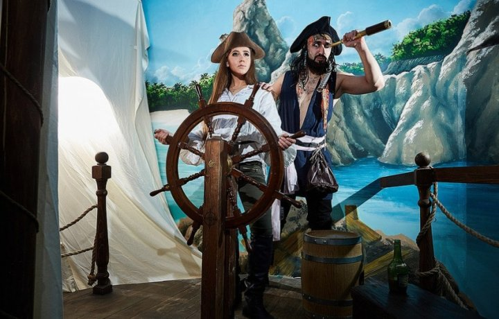 ExtraОбзор квеста Пираты Карибского моря