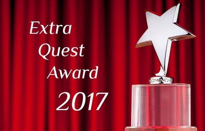 Extra Quest Award 2017. Финальное голосование.