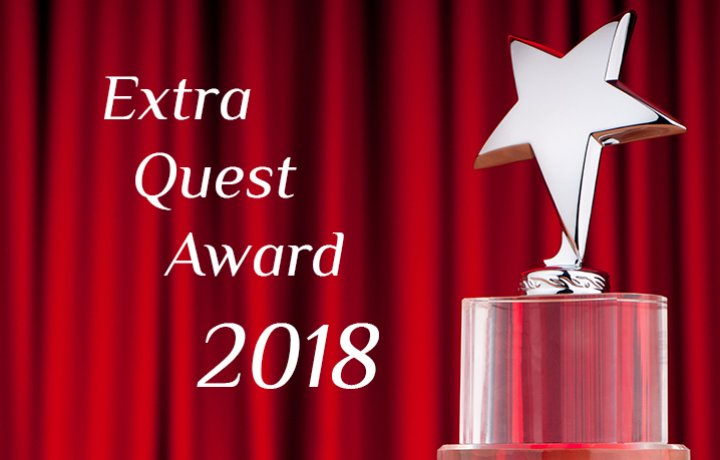 Extra QuestAward 2018. 3 этап. Финал.