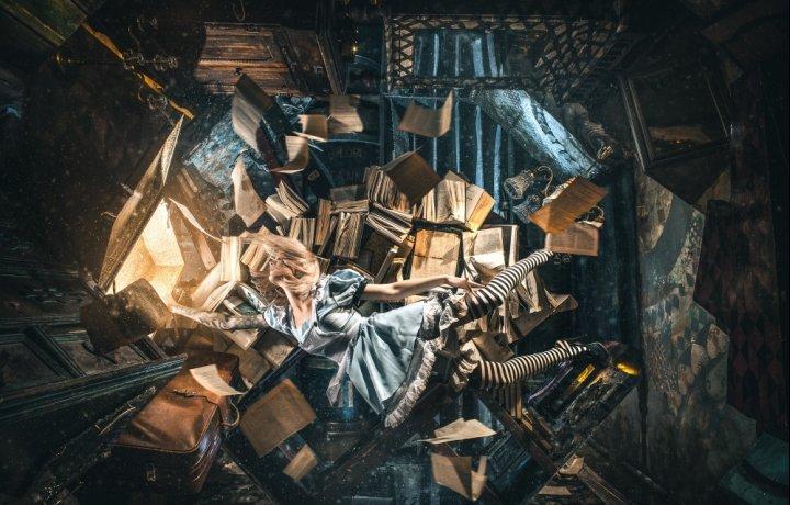 ExtraОбзор квеста Алиса в Cтране кошмаров от Клаустрофобии (Москва)