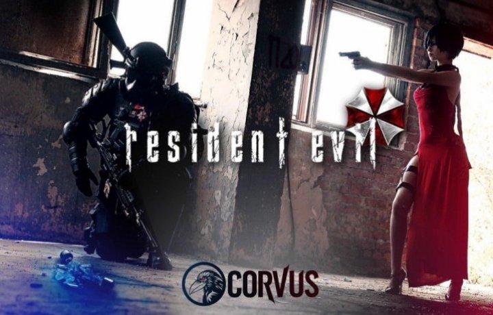 ExtraОбзор экшн-перфоманса Resident Evil (Обитель зла)